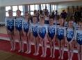 Šumperské sportovní gymnastky závodily v Maďarsku