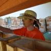 Na ranči šumperské Pomněnky pomáhali dobrovolníci   zdroj foto:V. Sobol