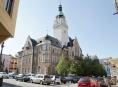 Historická budova šumperské radnice prochází rekonstrukcí