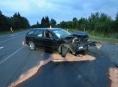 Řidič při odbočování nedal přednost