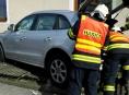 Hasiči zasahovali u dopravní nehody v Postřelmově