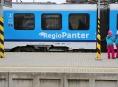 Také v Olomouckém kraji přepravce testoval platby kartou ve vlacích