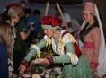 FOTO: Jak se hodovalo a tančilo na zámku Velké Losiny