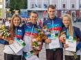 Šumperský orientační běžec Vojtěch Král si připsal další úspěchy
