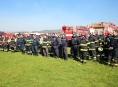 Dobrovolní hasiči v kraji dostanou navíc 3,5 milionu korun