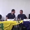 tisková konference hokejového klubu    zdroj foto: Draci Šumperk