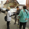 Bílá pastelka po roce opět v ulicích        zdroj foto: S. Bezděková