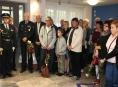 Policisté a pozůstalí uctili památku zesnulých policistů Olomouckého kraje