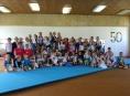 Šumperské sportovní gymnastky závodily v Bruntále