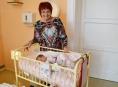 Nadace Křižovatka obdarovala dětské oddělení Jesenické nemocnice