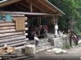 Lesní bar v Horní Lipové vyhrál!