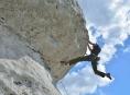 Sportovní lezení můžete studovat v Jeseníku
