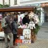 Město Šumperk nabízí k pronájmu stánky na prodej vánočního sortimentu   zdroj foto: mus