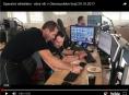 VIDEO. Činnost na krajském operačním středisku v neděli 29. října