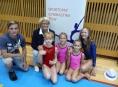 Šumperské sportovní gymnastky bodovaly v Litomyšli