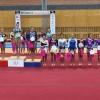 Litomyšl - MČR jednotlivkyň ve sportovní gymnastice žen     zdroj foto: oddíl SG TJ Šumperk