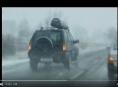 VIDEO: Řidiči nezapomeňte přezout!
