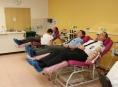 """FOTO: Akce """"Daruj krev – zachráníš život"""""""