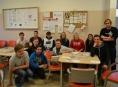 FOTO: Šumperští středoškoláci darovali krev