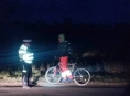 Jak jsou chodci a cyklisté na Šumpersku vidět?