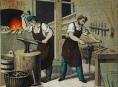 Ve Vikýřovicích představí kovářské řemeslo