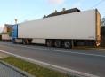 """Řidič """"kašlal"""" na předpisy a v Bludově vjel na železniční přejezd na červenou"""