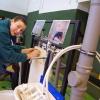 Den otevřených dveří a Den zaměstnavatelů  zdroj foto: SŠŽTS
