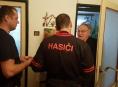 Hasiči letos do bytů v Olomouci nainstalovali 268 detektorů