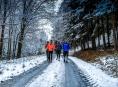 Startuje opět oblíbený silvestrovský závod ve Vikýřovicích