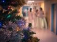 Pacienti i během svátků budou ležet ve větším komfortu