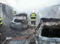 AKTUALIZOVÁNO!Náročný zásah hasičů v Kosově
