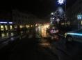 Řidič na přechodu v Zábřehu srazil dva chodce