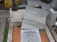 Hřbitovního vandala policisté dopadli během dvou dnů