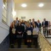 Šumperk - slavnostní předání v historické budově radnice           zdroj foto: mus