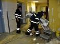 Havárie vody vyřadila z provozu dva kardiologické sály ve FN Olomouc