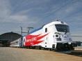 Lokomotivy v českých národních barvách povezou vlaky na EURO
