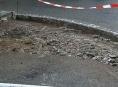 Zábřeh - opravy na ulici Komenského finišují