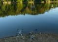 Netradičně lovil ryby - vypustil rybníky