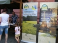 Regionální potraviny Olomouckého kraje chutnaly i na folklorním festivalu v Šumperku