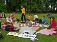 Férový piknik na konci léta v Olomouci