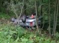 Tři dopravní nehody na Jesenicku. Řidiči nespěchejte!