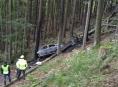 Dosud neznámý řidič zahynul na Červenohorském sedle