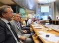 Zástupci Olomouckého kraje jednali v Evropském parlamentu