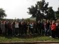 Foto: Jak jsme sadili strom pro mír