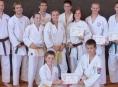 Šumperští karatisté vybojovali ligový bronz