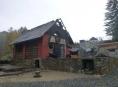 Požár značně poničil chatu v Hrabešicích