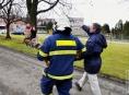 Hasiči z Olomouce zachraňovali srnky zaklíněné v plotu