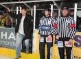 Roman Meluzín se v Šumperku rozloučil s hráčskou kariérou