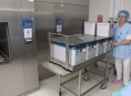Nové vybavení pro sterilizaci pomáhá FN Olomouc v prevenci nemocničních nákaz