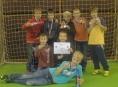 Mladí FK SAN - JV Šumperk r. 2003 vezou zlato